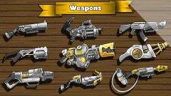 Metal Defender: Battle Of Fire截图
