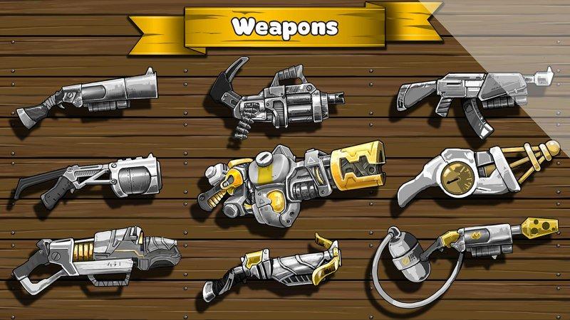 Metal Defender: Battle Of Fire截图第20张