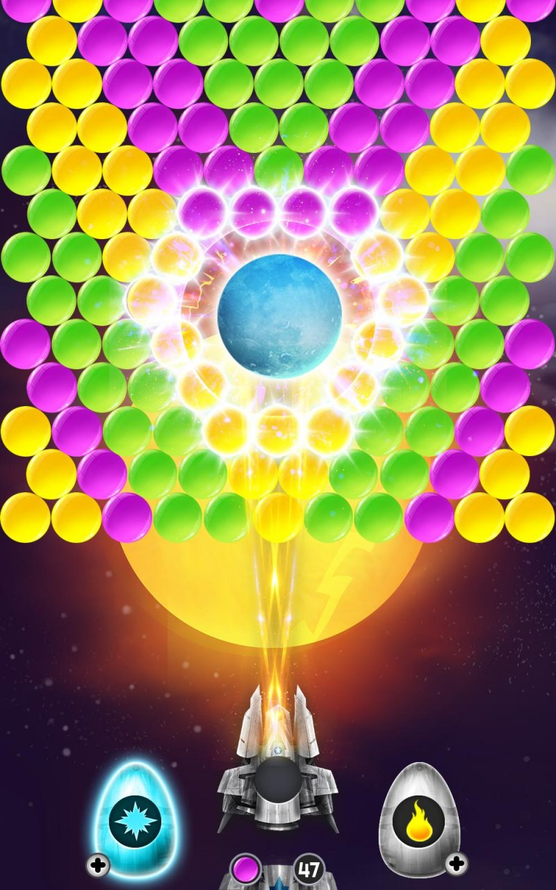 Lunar Bubble Shooter截图第4张