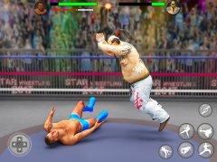 世界标签队摔跤革命锦标赛截图