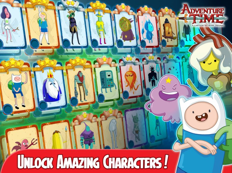 Champions and Challengers - Adventure Time截图第2张