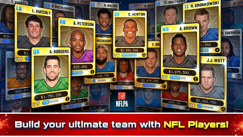 Football Heroes Pro Online截图第2张