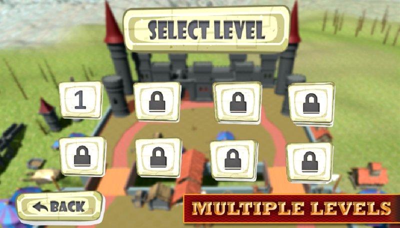 火柴人 3D:锁定保护截图第4张