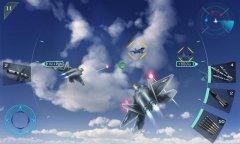 空中決戰3D - Sky Fighters截图