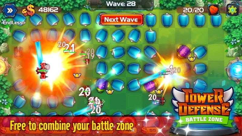 Tower Defense: Battle Zone截图第3张