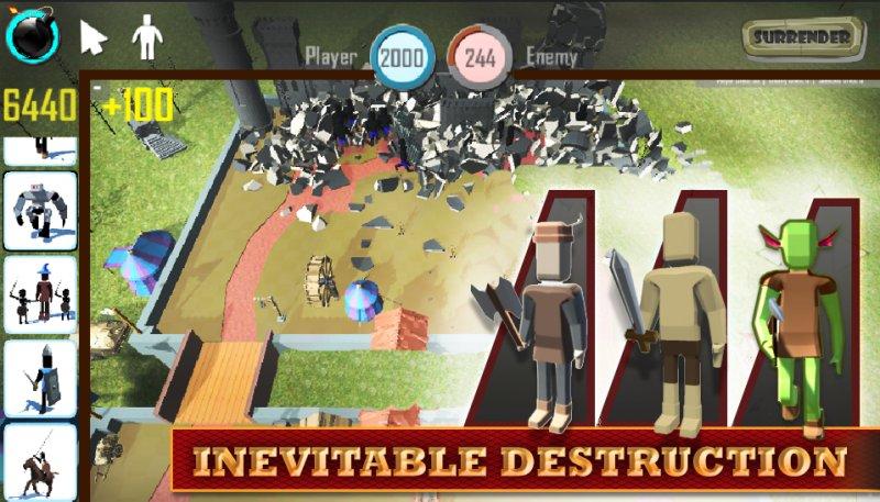 火柴人 3D:锁定保护截图第2张