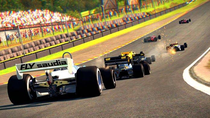 Racer F3 Rush Champions截图第3张