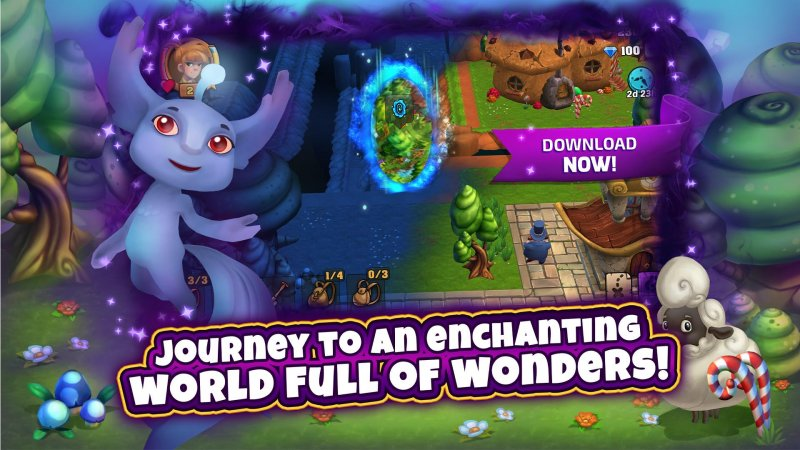 upjers Wonderland截图第1张