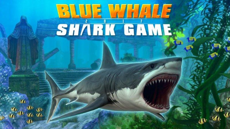 蓝鲸2017 - 饥饿的鲸鱼游戏截图第3张