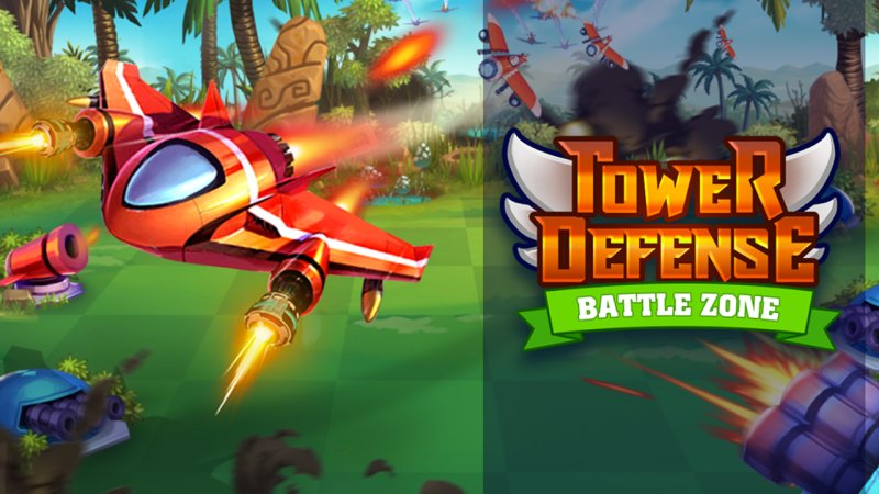 Tower Defense: Battle Zone截图第1张
