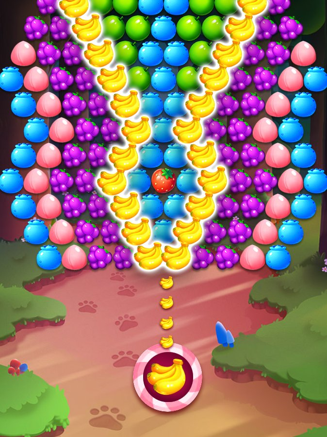 草莓公主泡泡龙截图第3张