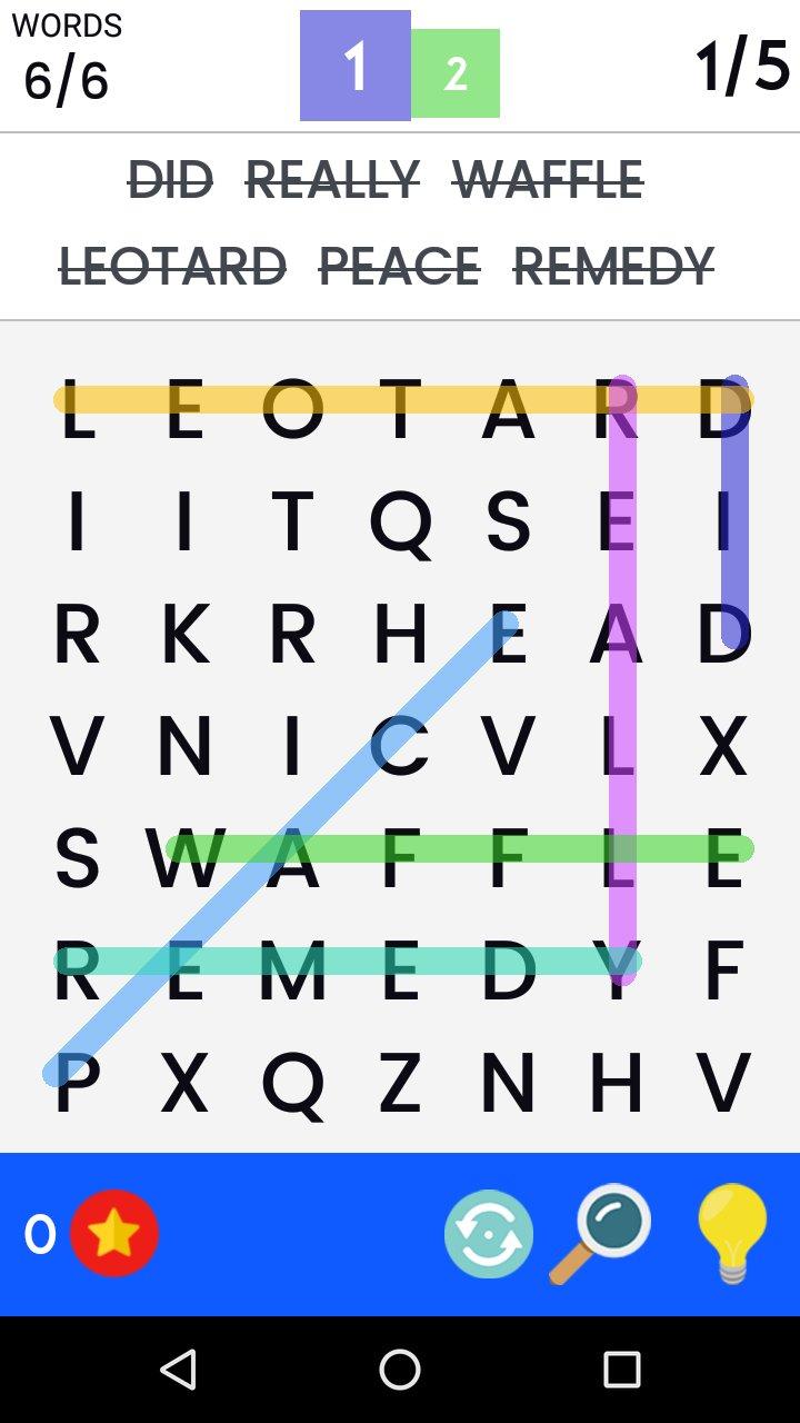 Word Search截图第4张