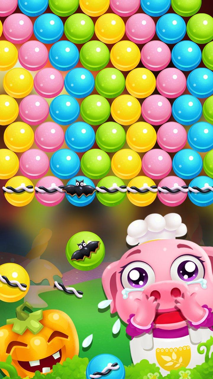 糖果泡泡传奇 - 糖果遊戲截图第4张