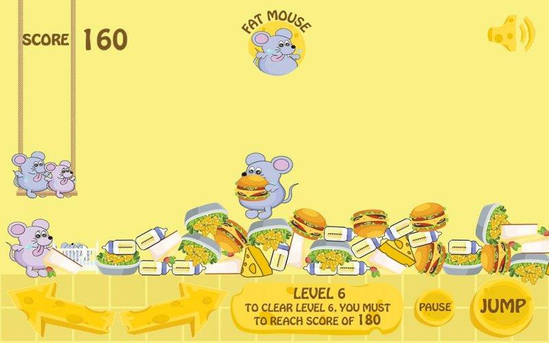 胖胖鼠家族游戏适合大人小孩截图第2张