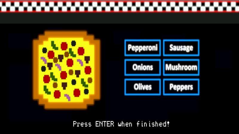 Fredy Fazzbear Pizzeria截图第1张