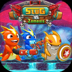 Slugs vs Zombie Ghouls