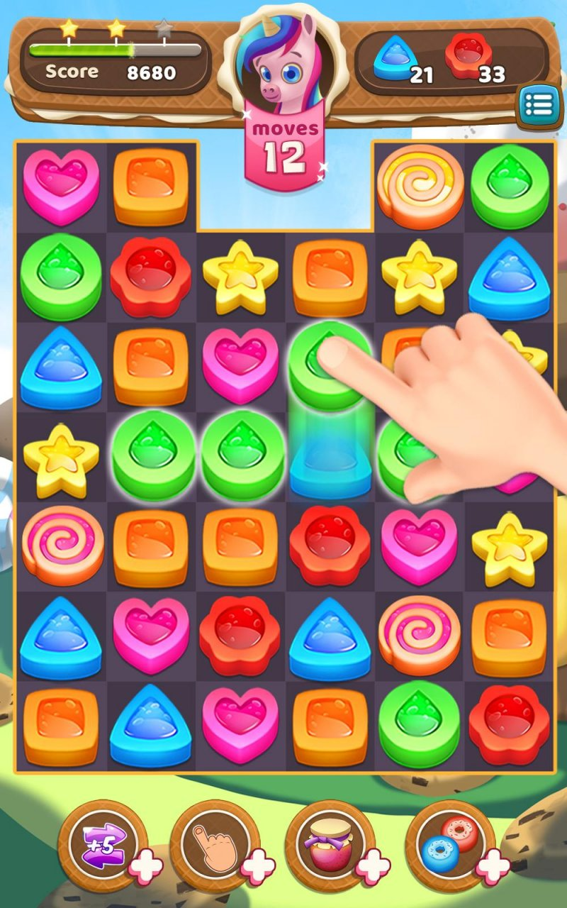 Candy Link Smash截图第3张