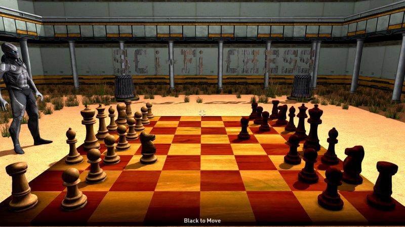 Sci-fi Chess截图第4张