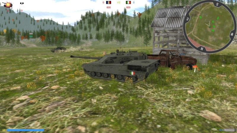 装甲争斗截图第5张