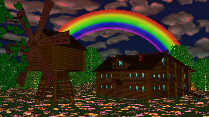 X-Town 3D game截图第3张