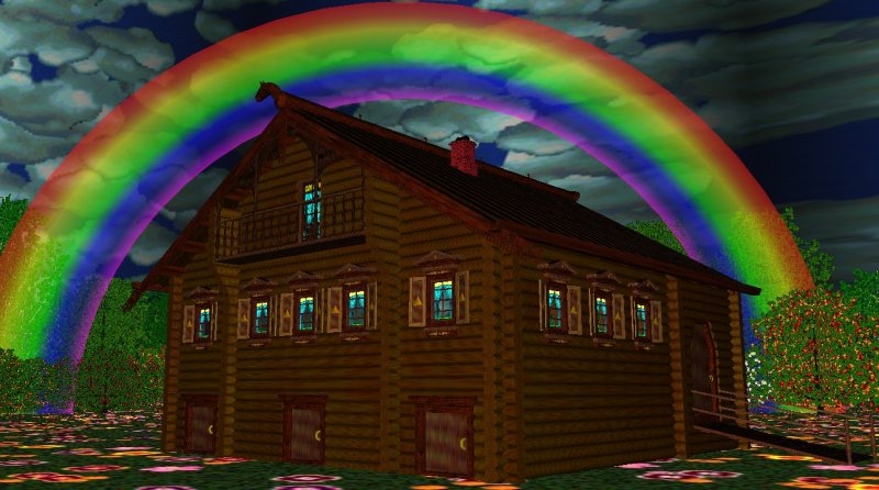 X-Town 3D game截图第2张