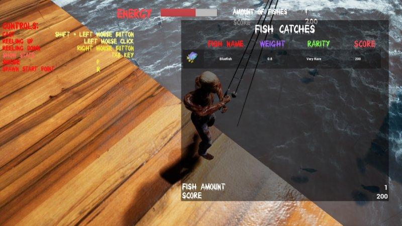 僵尸钓鱼截图第4张