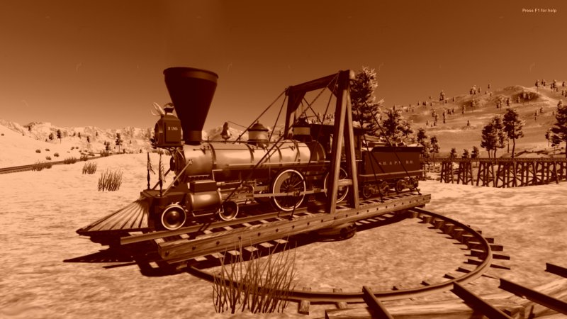 American Railroads - Summit River & Pine Valley截图第5张