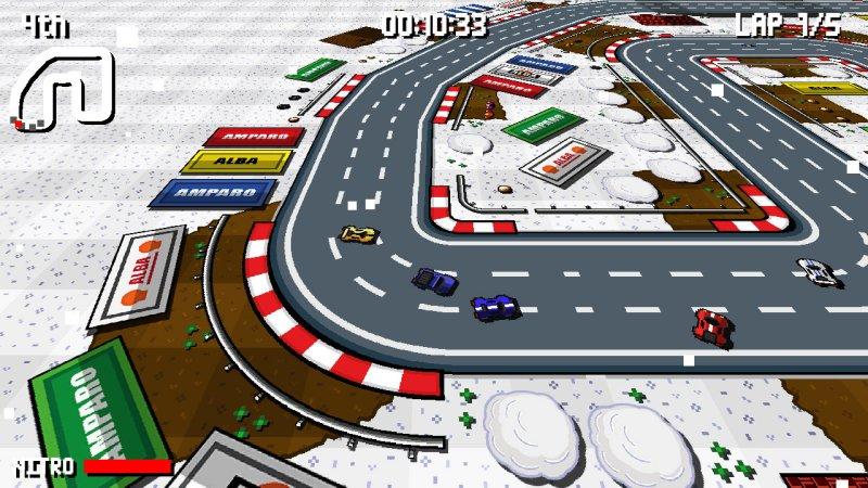 Micro Pico Racers截图第5张