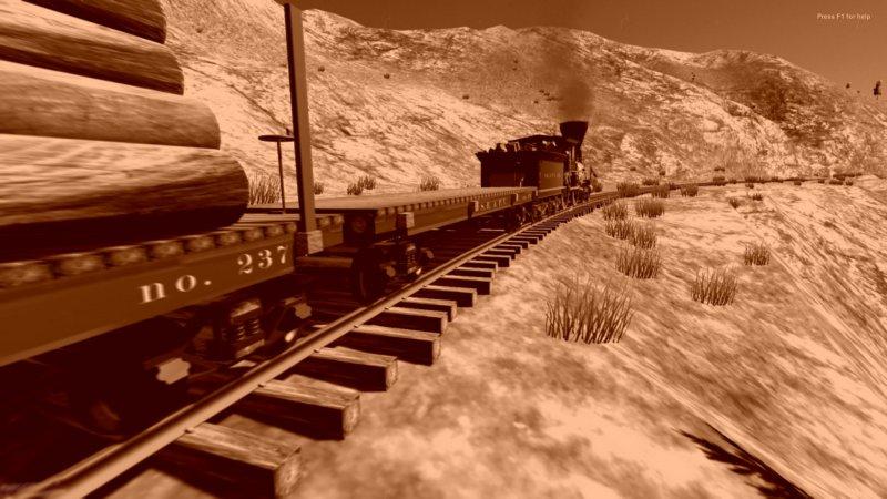 American Railroads - Summit River & Pine Valley截图第4张