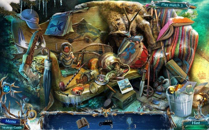 神秘传说:阿拉斯加之旅截图第2张