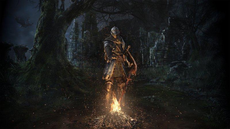 黑暗之魂重制版截图第4张