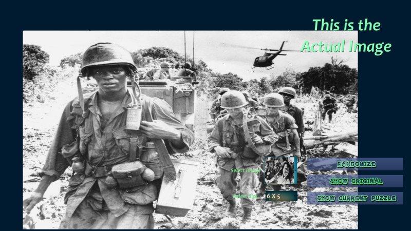 Vietnam War PuZZles截图第4张