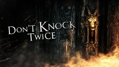 别敲门两次
