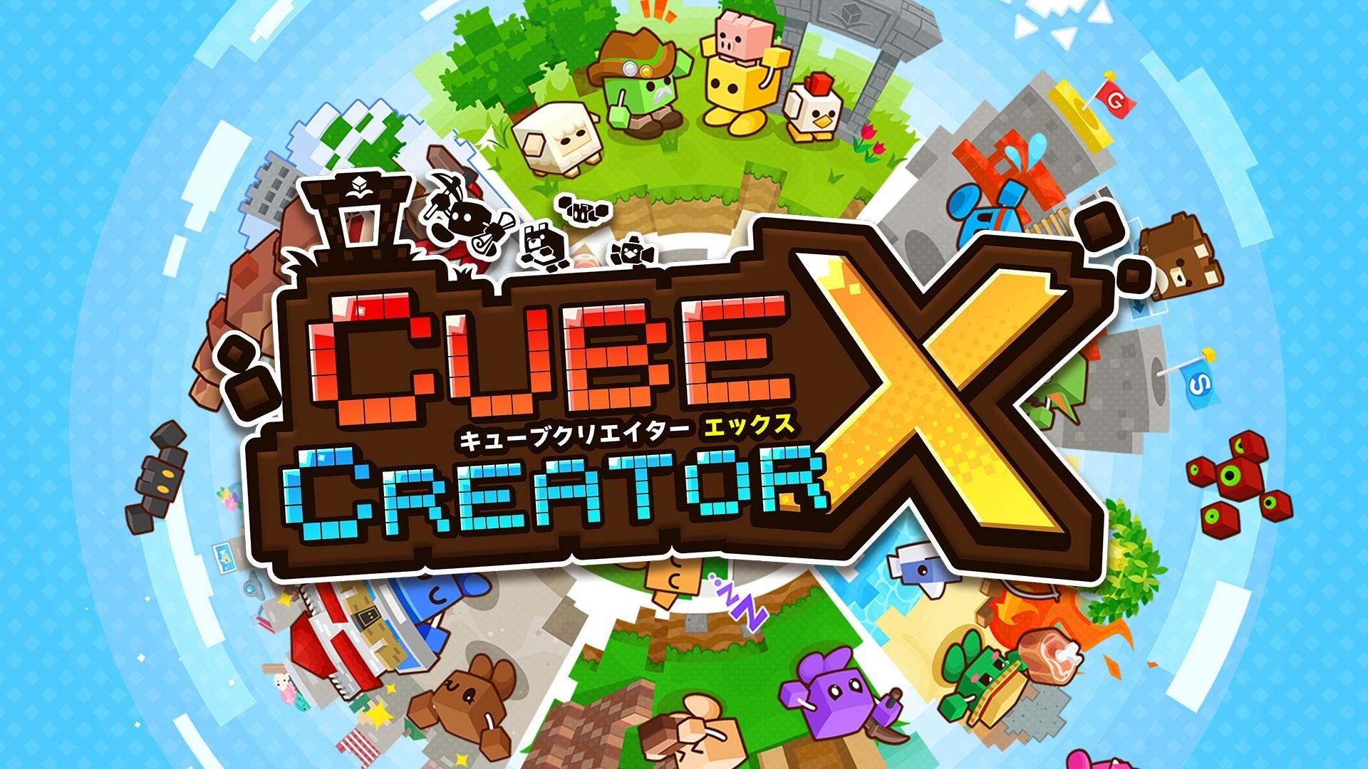 方块创造者 X