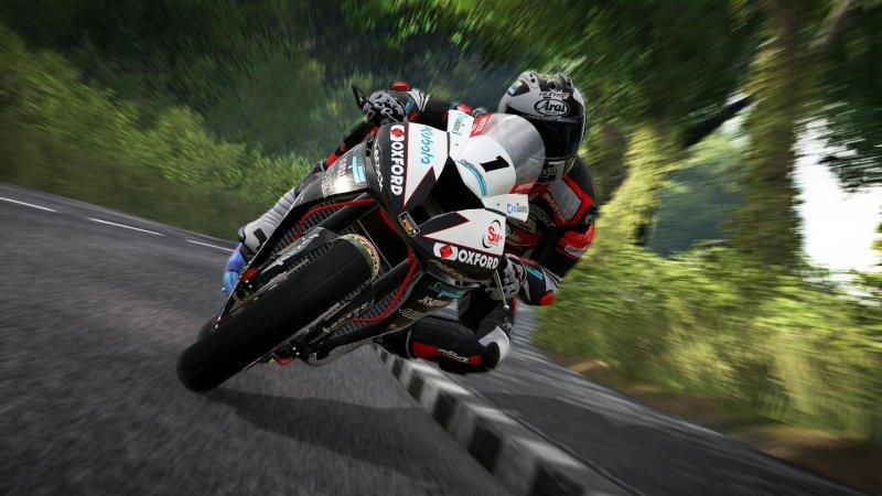 曼岛摩托车赛截图第2张
