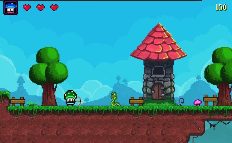 蘑菇英雄截图第3张