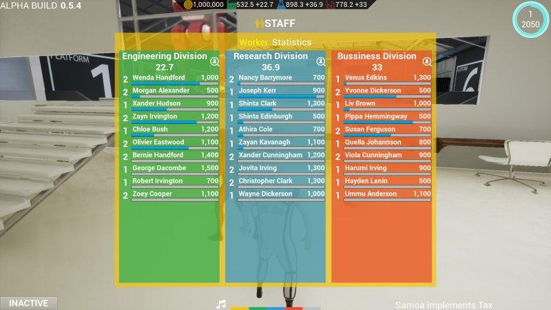 Mechsprofit:机械大亨模拟器截图第9张