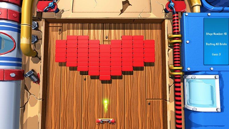 Glaive: Brick Breaker截图第2张