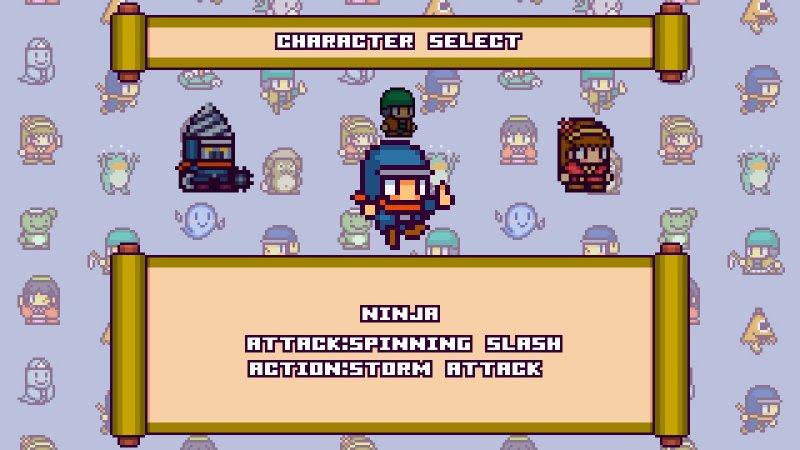 Ninja Striker!截图第2张