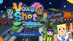 Voxel Shot for Nintendo Switch