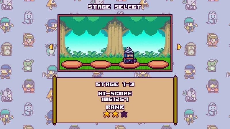 Ninja Striker!截图第1张