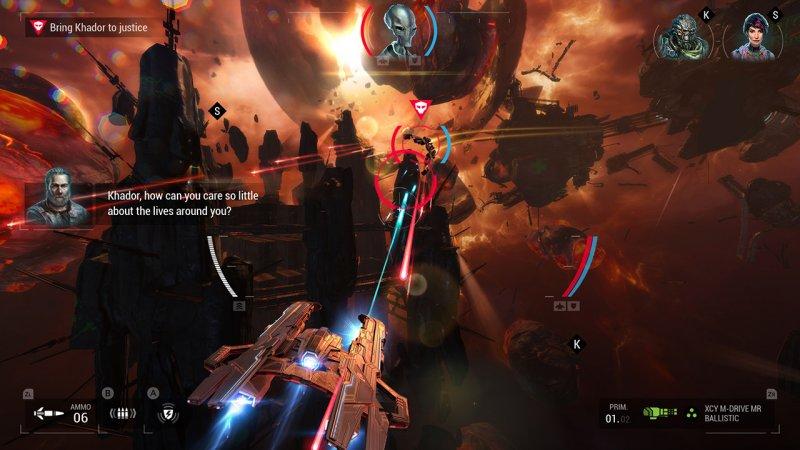Manticore: Galaxy on Fire截图第3张