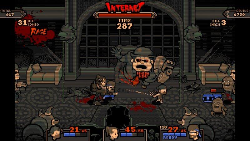 赤红之街:恶魔的挑战 豪华版截图第1张