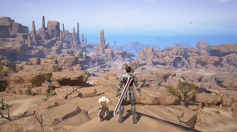 最终幻想11截图第1张