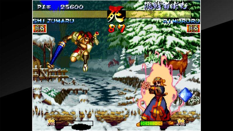 ACA NeoGeo Samurai Shodown III截图第1张
