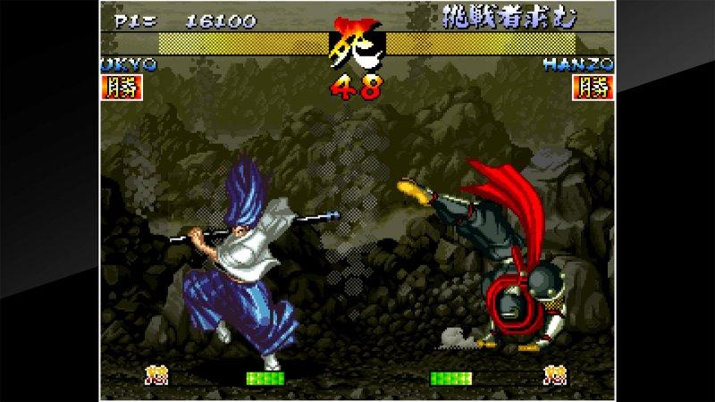 ACA NeoGeo Samurai Shodown III截图第3张