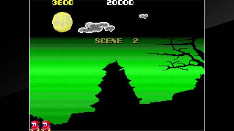 Arcade Archives Ninja-Kid截图第1张