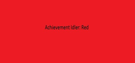 Achievement Idler: Red