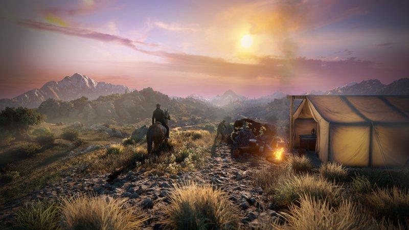 荒野西部OL截图第1张