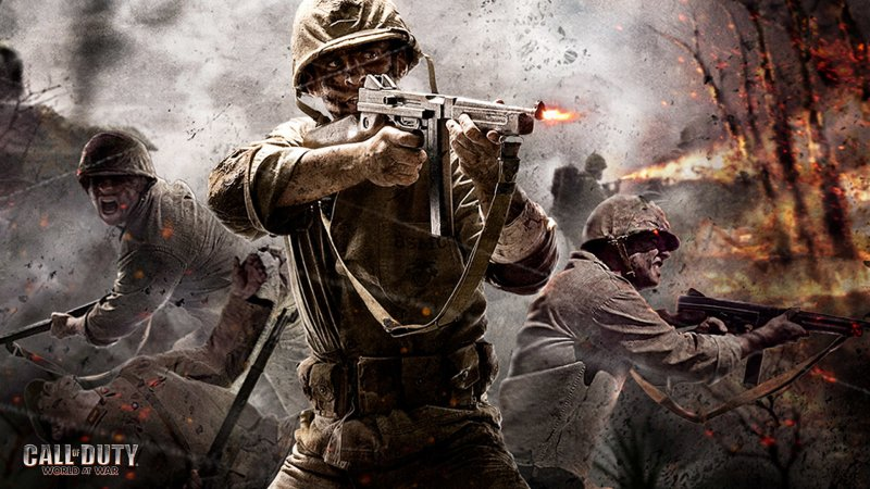 使命召唤:战火世界截图第1张